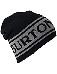 Burton Billboard, Cappello Uomo, True Black/Iron Gray, Taglia Unica