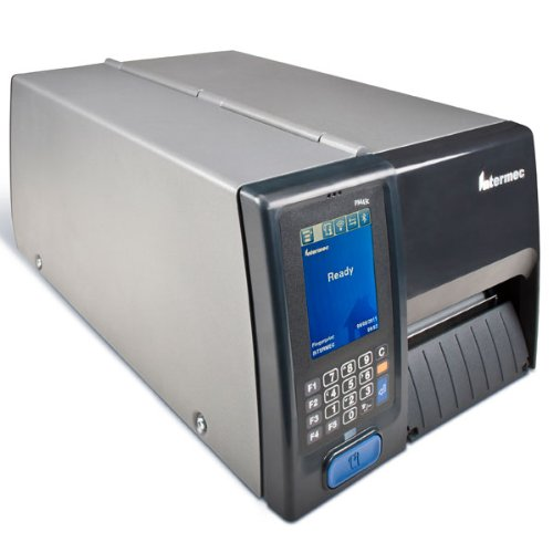 Intermec PM43c; 203 DPI; Direct thermal / thermal transfer; 300 mm/sec; USB; Serial; Wired; 128 MB (PM43CA1130000212) -