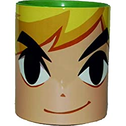 Taza Zelda Link MugFace Collection