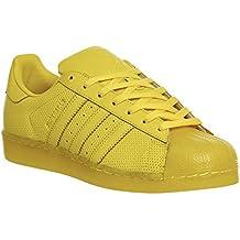 low priced 2c037 eacbd chaussures adidas superstar adicolor shock mint w vue par paire