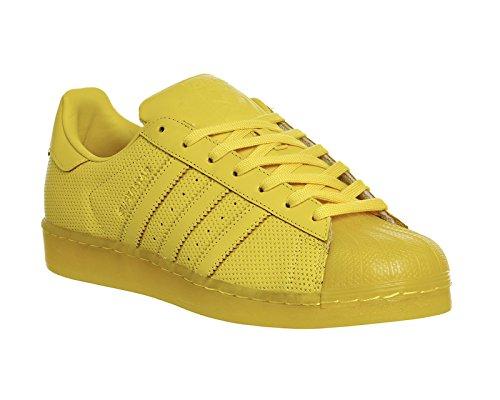 Superstar Adicolor Gelb
