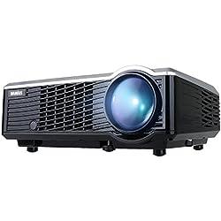 Modelo T7 Proyector HD 3000 Lúmenes 1080P