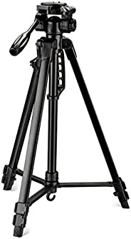 Digitek DTR 550LW Lightweight Tripod (Maximum Load up to 5 kg), 5.57 Feet Tall for Digital SLR & Video Cam
