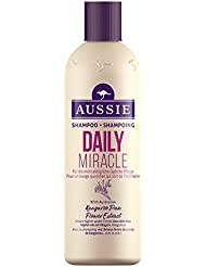 Aussie Daily Clean Miracle Shampooing pour Cheveux Normaux à Gras