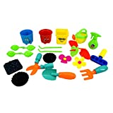 #1: Imported Set of Kids Gardening Planting Flower Tools Accessory