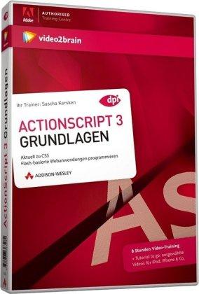 ActionScript 3 Grundlagen: 8 Stunden-Videotraining