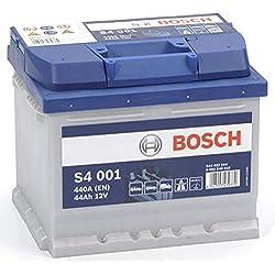 Bosch S4001 Batterie de Voiture 44A/h-440A