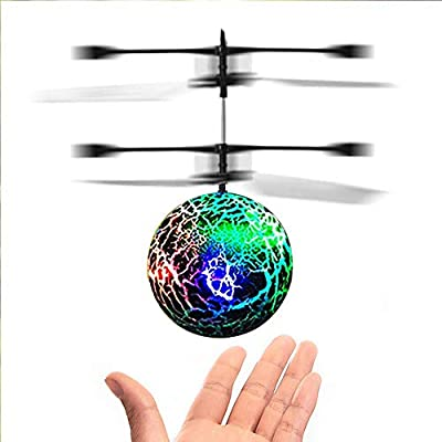 OPO Flying Ball Gesture Induction Flight With LED Light