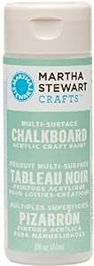 Martha Stewart Chalkboard Paint 6oz-Green