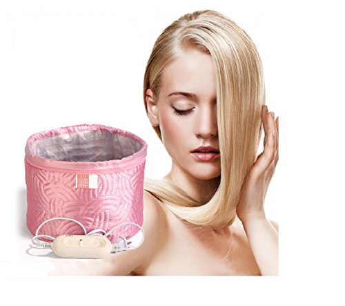 Kumaka Hair Beauty Nourishing Steamer Thermal Treatment Cap  available at amazon for Rs.499