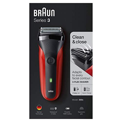 Braun 300S - Afeitadora electrica
