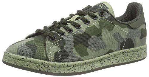 adidas Stan Smith, Sneakers basses homme Grün (St Tent Green S14/Core Black/Night Cargo F14-St)
