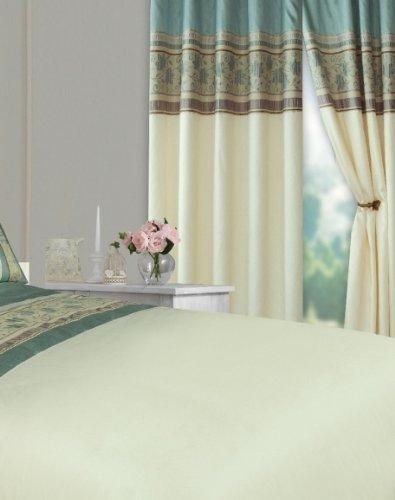 macy-faux-soie-anneau-superieur-rideau-entierement-double-bleu-canard-66-de-largeur-x-lacher-de-ride