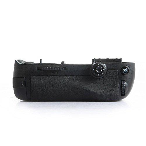 fitTek® Travor MB-D14 Batteriegriff für Nikon D610 D600 DSLR Kameras (Ersatz von Nikon MB-D14) + Wireless Fernbedienung + fitTek Microfaser Reinigungstuch