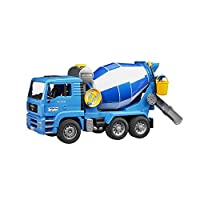 Bruder 02744 MAN TGA Cement Mixer