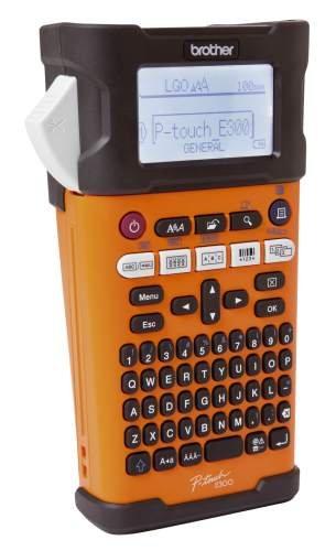 Brother PTH300ZG1 P-TOUCH H300 Beschriftungsmaschine