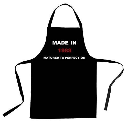 fabrique-en-1981-tablier-en-coton-noir-1982-1983-1984-1985-1986-1987-1988-1989-1988