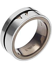 b60052837576 Emporio Armani Men s Stainless Steel Ring EGS2303040
