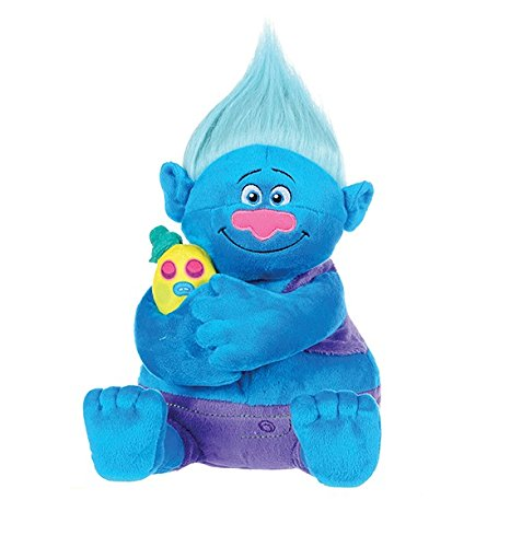 Trolls juguete suave de peluche - Biggie