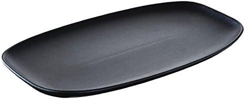Revol GP197 GP197 GP197 piastra, club, rettangolare, 360 mm x 210 mm, nero (confezione da 4)   Qualità    Qualità In Primo Luogo  c6a036