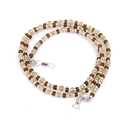 RRROB Damen Brillenband, braun (braun) - VIK113633B88ZI653