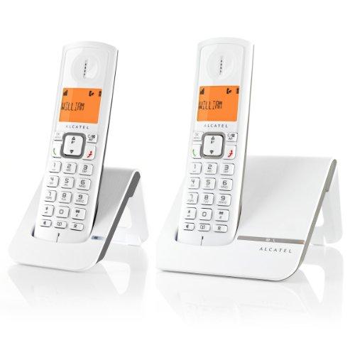 Alcatel Versatis F230 Duo Téléphone sans Fil...