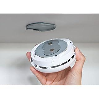 ABUS Magnetpad für Rauchmelder RM10 & RM15, 59463
