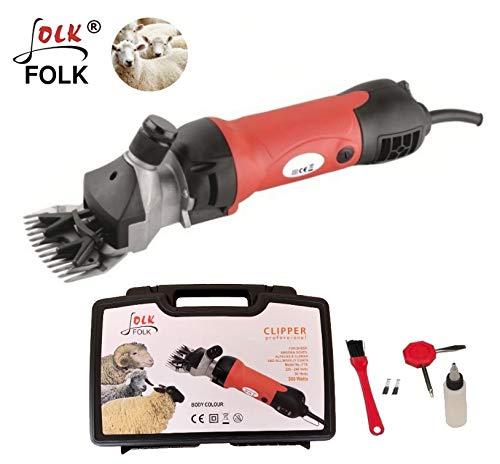 Folk Maquina Esquilar Eléctrica ovino Modelo FL9