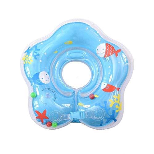 Victorig Einstellbare Sicherheit 1-12 Monate Baby Schwimmen Hals Float Infant Bath Ring Schwimmhilfen & Zubehör