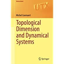 Topological Dimension and Dynamical Systems (Universitext)
