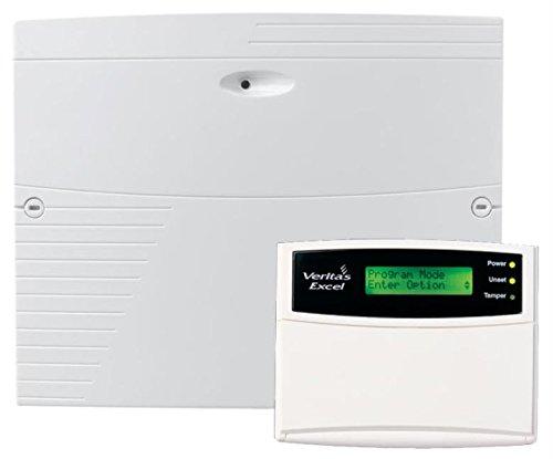 texecom-vr8-excel-udl-alarm-panel