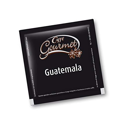 Caffè Gourmet 'Guatemala' 100 % Arabica, 100 ESE Pads / Espresso Pods / Cialde, 700 g