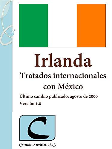 Irlanda - Tratados Internacionales con México