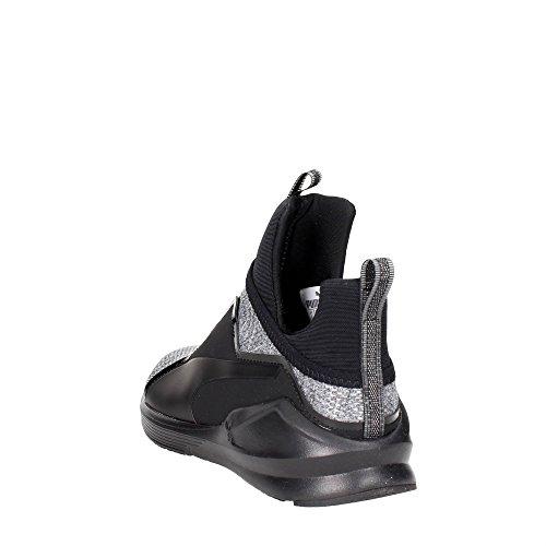 Puma 190349 01 Sneakers Donna Nero/Grigio