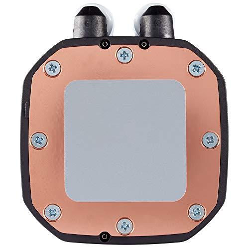 Corsair H100i RGB PLATINUM SE 63 CFM Liquid CPU Cooler