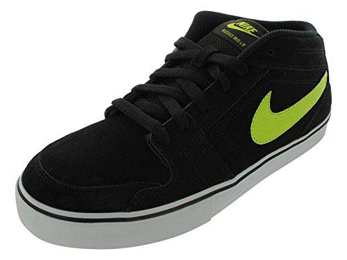 Nike Ruckus MID LR HI Sneaker/Freizeitschuh, Black/Atomic Green-Natural Grey, EU 40.5 (US7.5) - Nike-ruckus