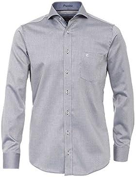 Casamoda Uomini Camicia per Ufficio 362563200 No Stiro 100% Cotone - Modern Fit