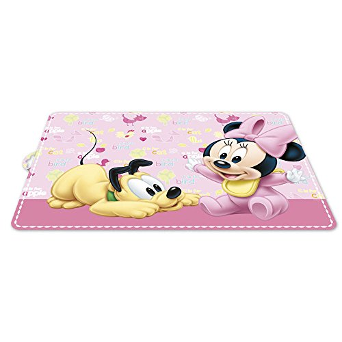 Disney Minnie baby easy offset placemat