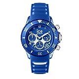 Ice-Watch - Ice Aqua Marine - Montre Bleue pour Homme avec Bracelet en Silicone -...