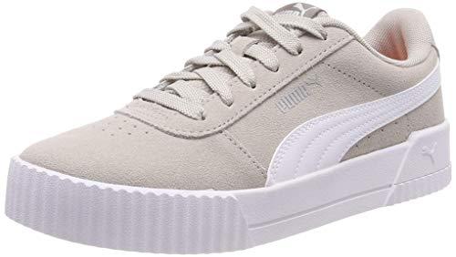 Puma Carina 369864 Sneaker da Donna, (Rosa (Peach Bud-puma White-puma Silver)), 35.5 EU