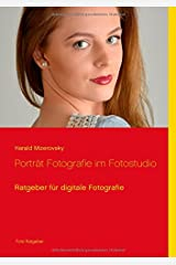 Porträt Fotografie im Fotostudio (Ratgeber für digitale Fotografie) Taschenbuch