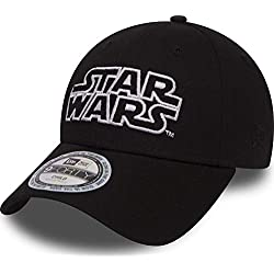 A NEW ERA Era Star Wars Glow In The Dark 9Forty Strapback Cap Black Child Kind