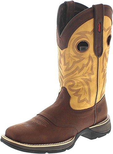 Durango Boots Rebel DDB0128 Brown Wheat/Herren Westernreitstiefel Braun/Westernstiefel/ Herrenstiefel, Groesse:47 (13 US) -