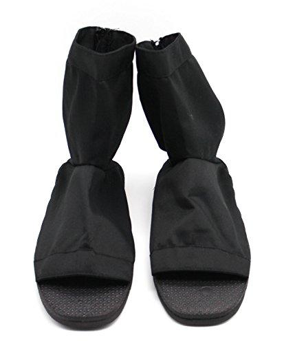 Preisvergleich Produktbild CoolChange Naruto Shippuden Ninja Schuhe, Schwarz, Größe: 44 / 45