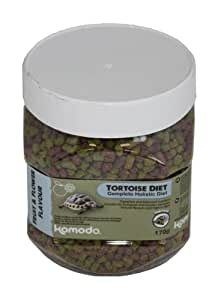 Komodo Complete Holistic Tortoise Diet Fruit and Flower 170 g (Pack of 2)