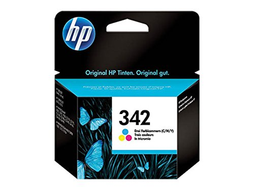 Preisvergleich Produktbild HP 342 Tri-colour Original Ink Cartridge
