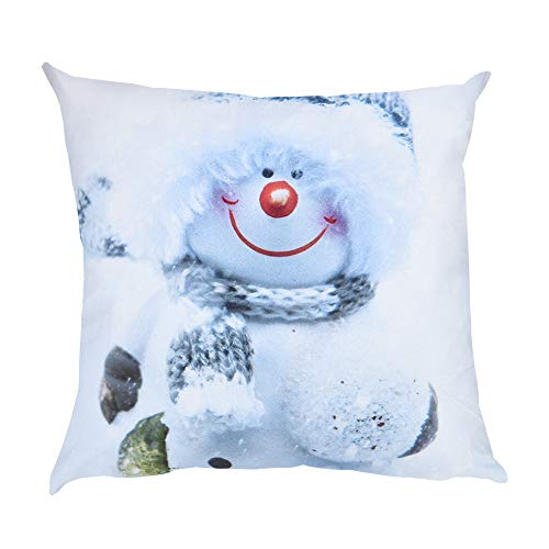 UYSDF Fashion Pillowcase 45 * 45 cm,Print Pillow Case Polyester Sofa Car Cushion Cover Home Decor
