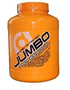 Scitec Ref.105574 Shake de Glucides Complément Alimentaire 1,62 kg