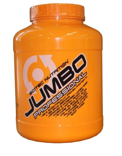 Scitec Jumbo Professional Batidos de Carbohidratos - 1620 gr