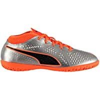 separation shoes 6a5fa 39ece Puma One 4 Syn It Jr, Zapatillas de Fútbol Unisex para Niños